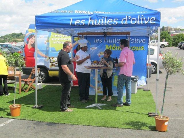 Road Show Del Programa Europeo De Promoción De Los Aceites De Oliva