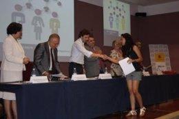 María Martínez Hita Recoge El Premio