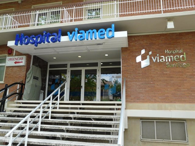 Hospita Santiago De Huesca