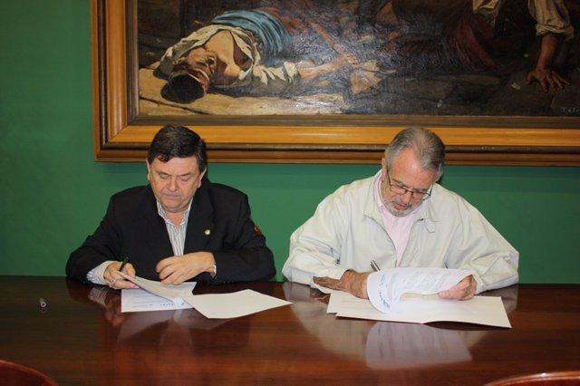 Manuel López Y El Investigador Julio Montoya