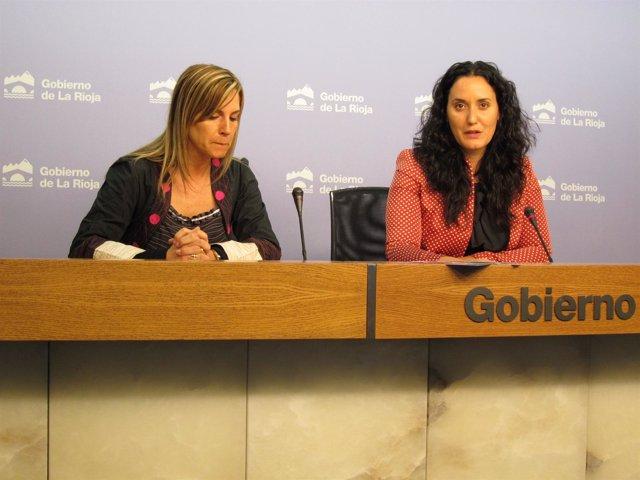 María Teresa Antoñanzas, Directora IRJ, Responsable 'Elarrebato', Isabel Ribote