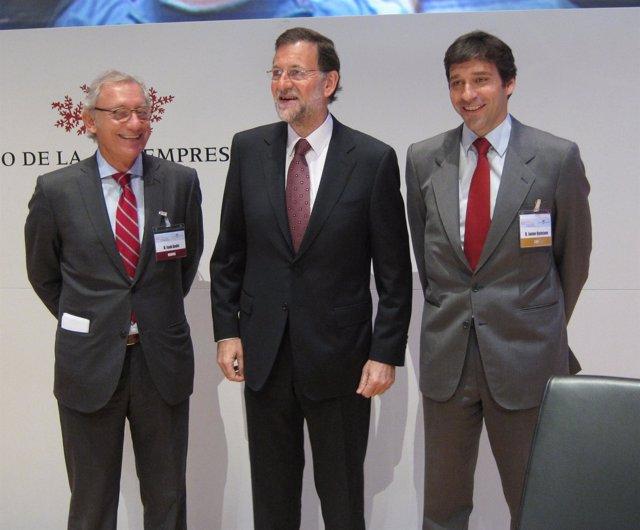 El Presidente Del PP Clausura El XIV Congreso De Empresa Familiar