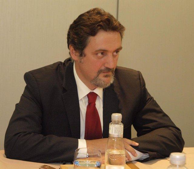 El Consejero Delegado De Biomar Microbial Technologies, Antonio Fernández