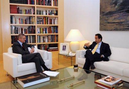 España/Chile.- Gallardón y el alcalde de Santiago comparten experiencias sobre el papel de las ciudades en el siglo XXI