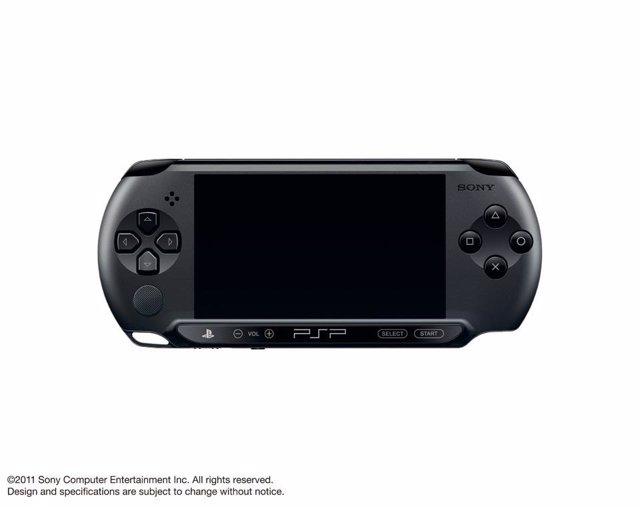 PSP E1000 Frontal Por Sony