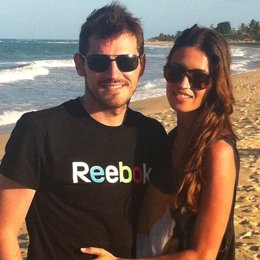 Iker Casillas Y Sara Carbonero En Brasil
