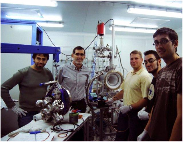 Científicos En El IFIC
