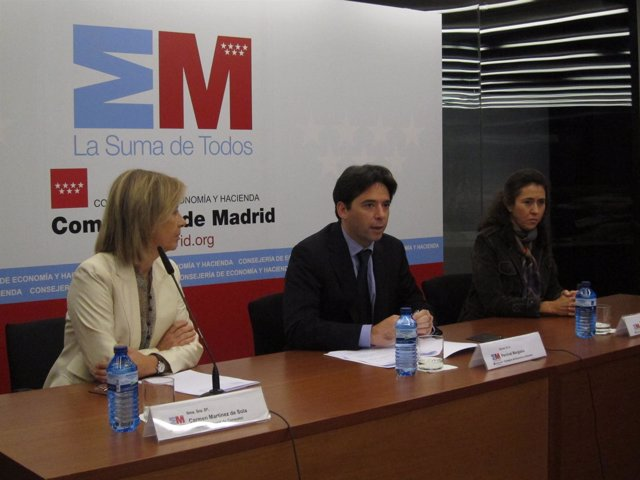Percival Manglano En Rueda De Prensa
