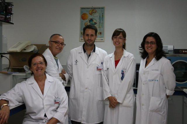 Grupo De Investigación Del Peset En El Desarrollo De La Retina