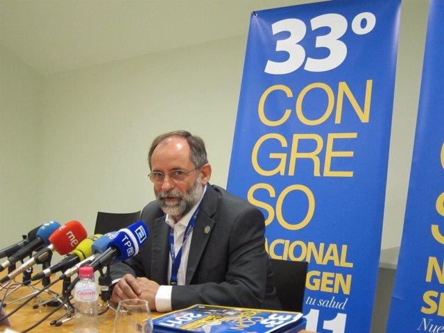 El Médico Francisco Abal En El Congreso De Semergen