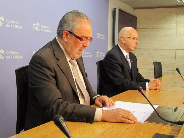 José Ignacio Nieto Y Gustavo Ossola