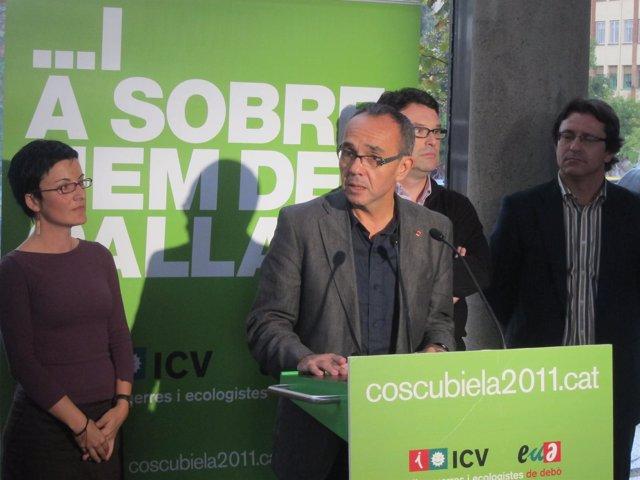 Joan Coscubiela (ICV-Euia)