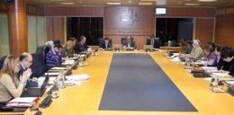 Comisión De Políticas Sociales Y Trabajo Del Parlamento Vasco