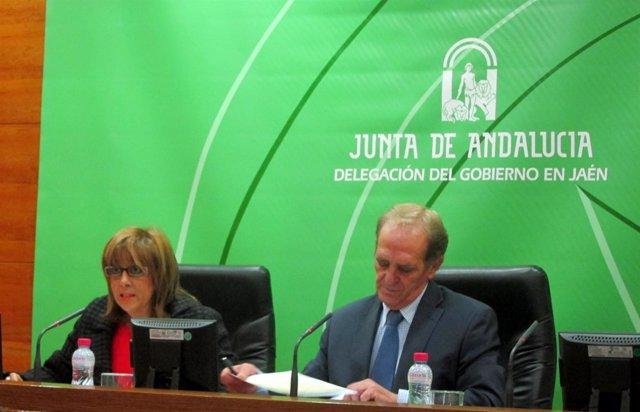 Gálvez Y Muñoz Presentan Los Datos Del Plan Infoca 2011.