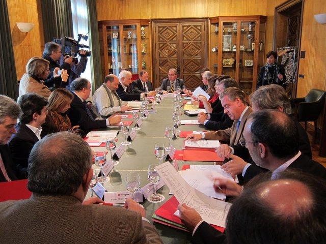 Disolución Consorcio Zaragoza-Pirineos 2022