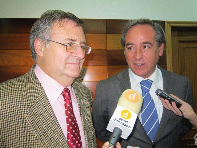 Arturo García-Tizón Y Ángel Nicolás