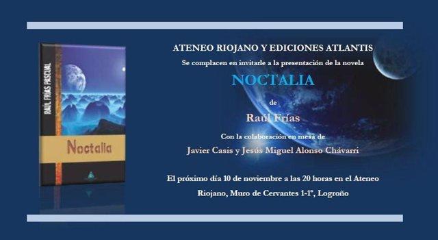 Invitación Noctalia