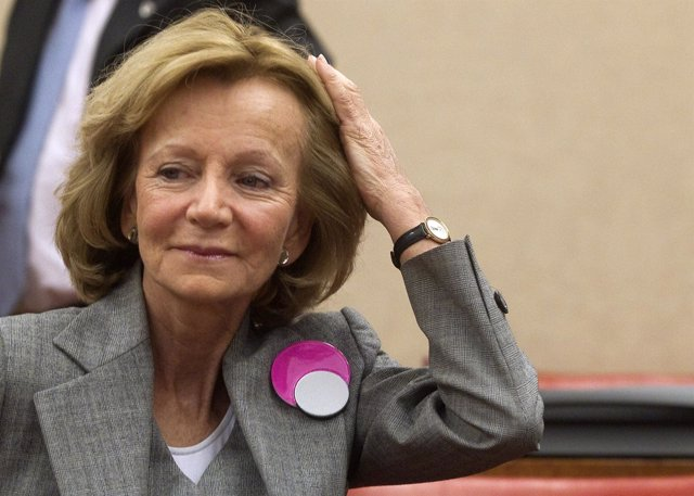 Elena Salgado, Ministra De Economía De España