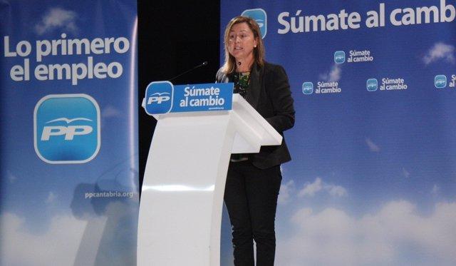 Ana Madrazo, Candidata Del PP Por Cantabria