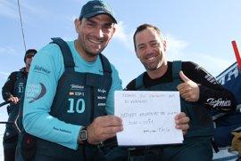 AMP.- Vela.- Iker Martínez y Xabi Fernández, elegidos 'Mejores Regatistas del mundo de 2011' por la ISAF