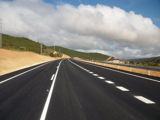 Carretera De Navarra.