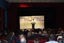 """Revilla: que se escuche en Madrid la voz de Cantabria para que los presupuestos de España """"se hagan para todos"""""""