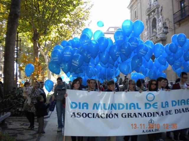 Marcha Silenciosa De AGRADI Del Año 2010