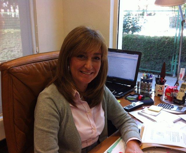 María Teodora Guillén, Nueva Presidenta De AJE Cartagena
