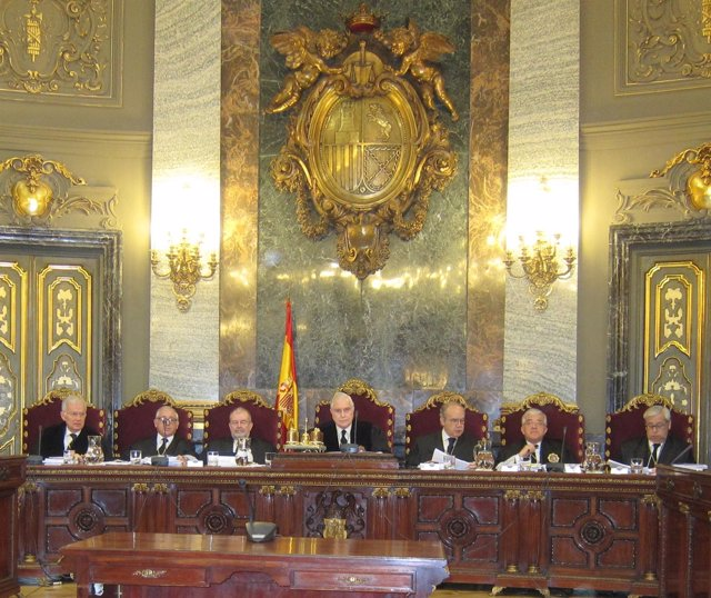 Magistrados Tribunal Supremo