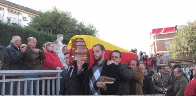 Funeral Por El Militar Cordobés Fallecido En Afganistán