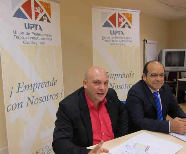 Los Responsables De UPTA En Cyl Presentan Sus Propuestas A Los Partidos