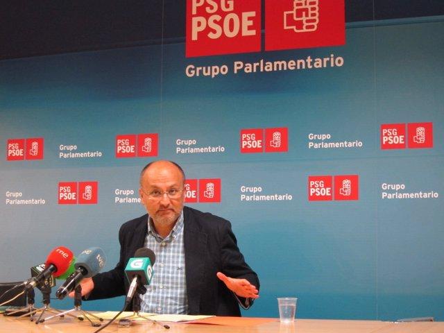 Abel Losada, Portavoz Parlamentario Del Psdeg