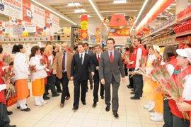 """El alcalde de Toledo destaca que la apertura del Parque Comercial 'La Abadía' """"ha roto todo tipo de previsiones"""""""