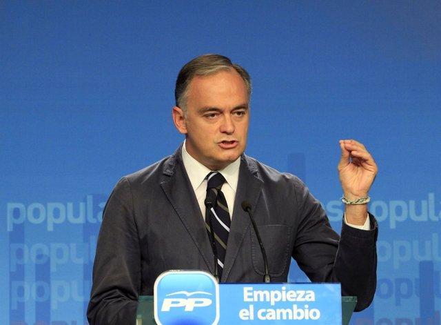 Esteban González Pons, Vicesecretario De Comunicación Del PP