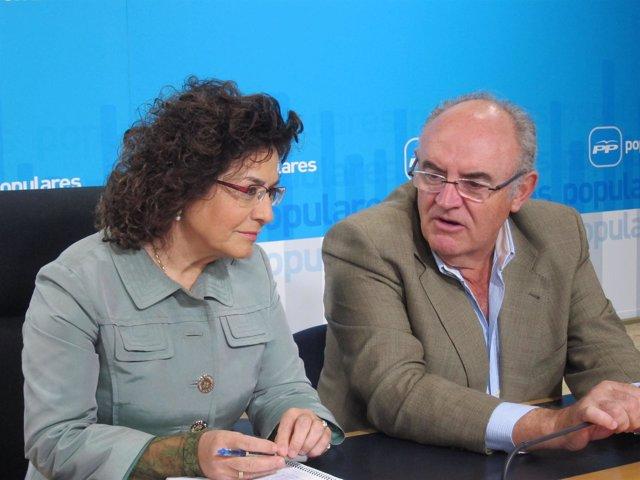 Carmen Riolobos Y José María Fresneda
