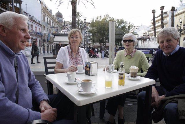 Turistas Senior En España
