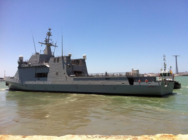Buque De Acción Marítima (BAM) 'Meteoro'