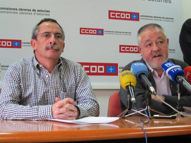 Ramón Gorri Y Antonio Pino