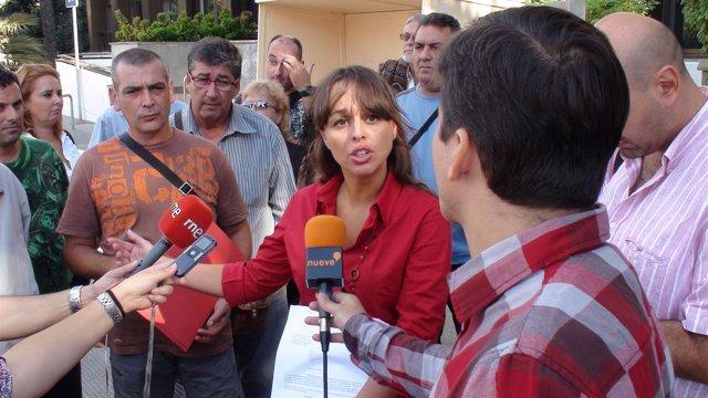 Rueda De Prensa De Los Vigilantes De Las Palmas De Gran Canaria