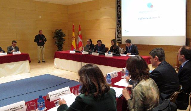 Reunión Del Observatorio Regionales Contra Las Agresiones.