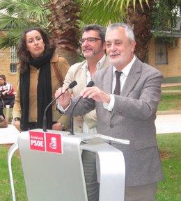 José Antonio Griñán, Este Miércoles En Rueda De Prensa