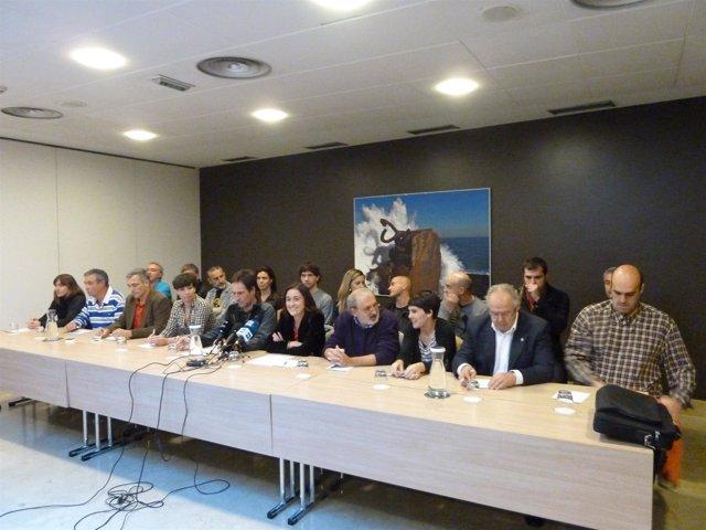 Cargos Públicos De Bildu, Nabai Y Aralar