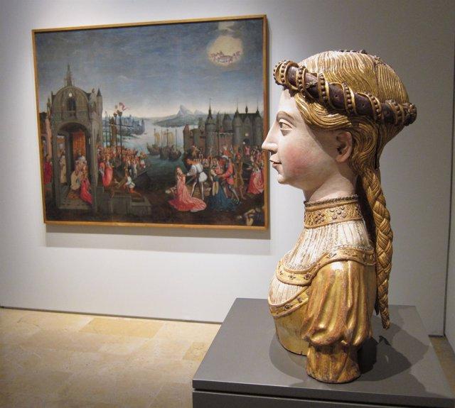 Exposición Figuras De La Exclusión, En El Patio Herreriano Y Museo De Escultura