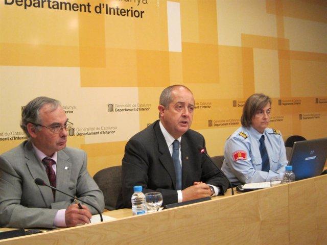 Josep Gassió, Felip Puig Y Anna Martín
