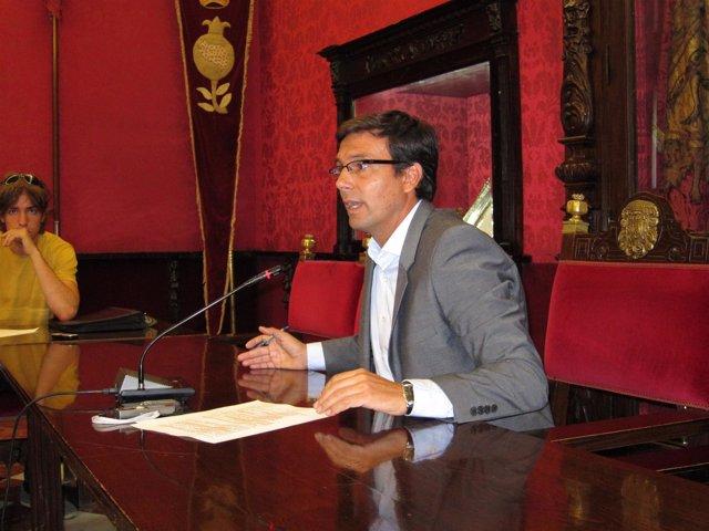 Concejal Del Psoe Francisco Cuenca
