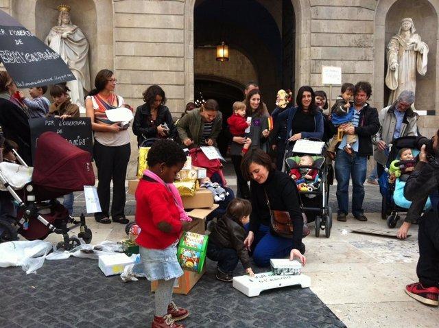 Familias Protestan Al Quedarse Sin Plaza De Guardería