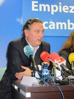 El Cabeza De Lista Del PP Al Congreso Por León, Alfredo Prada