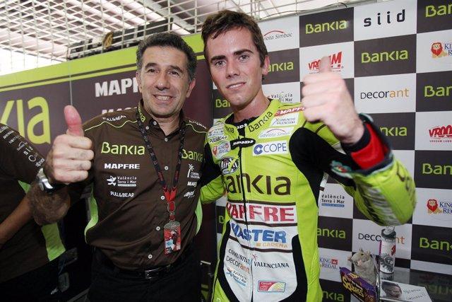 Jorge Martínez Aspar Y    Nico Terol