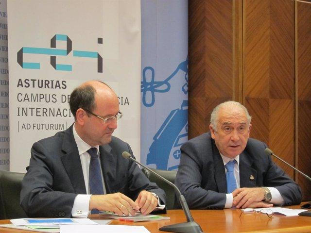 Santiago Álvarez Y Vicente Gotor