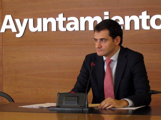 El Portavoz Municipal, Miguel Sáinz